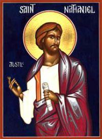 მოციქული ნათანაელი (იგივე ბართლომე)