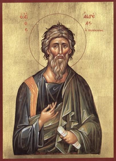 მოციქული ანდრია პირველწოდებული - საქართველოში ქრისტეს პირველი მქადაგებელი