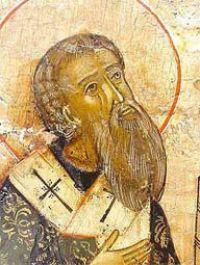 ღირსი ზოსიმე მეგვიპტელი - ბაბილონის ეპისკოპოსი