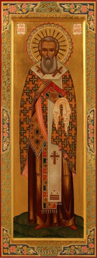 მღვდელმოწამე კირილე - ჰორტინელი ეპისკოპოსი