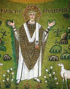 მღვდელმოწამე აპოლინარი - რავენელი ეპისკოპოსი