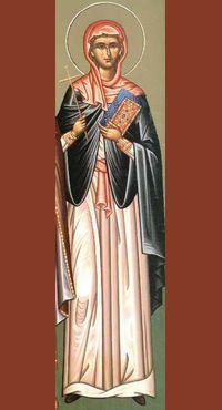 მოწამე ერმიონია - ასული ფილიპე მოციქულისა