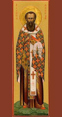 მღვდელმოწამე კირილე - გორტინელი ეპისკოპოსი
